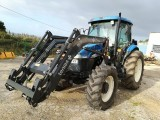Trator New Holland TD 95 D - C/Carregador Frontal - 03-EN-49