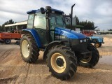 Trator New Holland TS 110 - 07-02-TQ