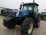 Trator New Holland TS 135  -  67-77-UP