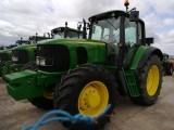 Trator John Deere 6920 S, matricula 56-84-UP